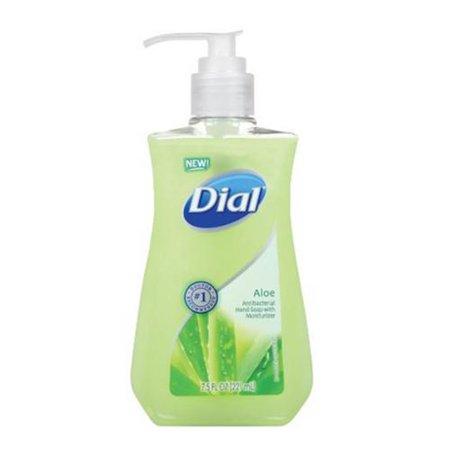 Dial Antibacterial Hand Soap, Moisturizing Aloe 7.5 oz