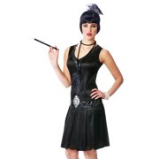 Debutante Black Womens Costume