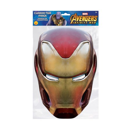 Iron Man Character Mask - Movie Character Masks