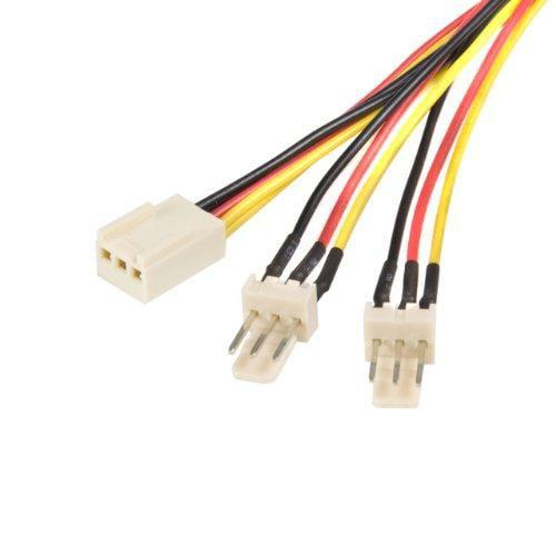 Startech.com 10ft Ultra-thin Usb Vga 2-in-1 Kvm Cable - - 1ft (tx3split12)