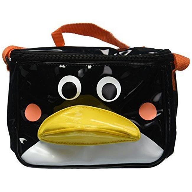 Sassafras 3521PN Penguin Lunch Bag Lunch Box