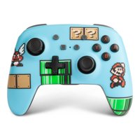 PowerA Enhanced Wireless Controller for Nintendo Switch (SMB3)
