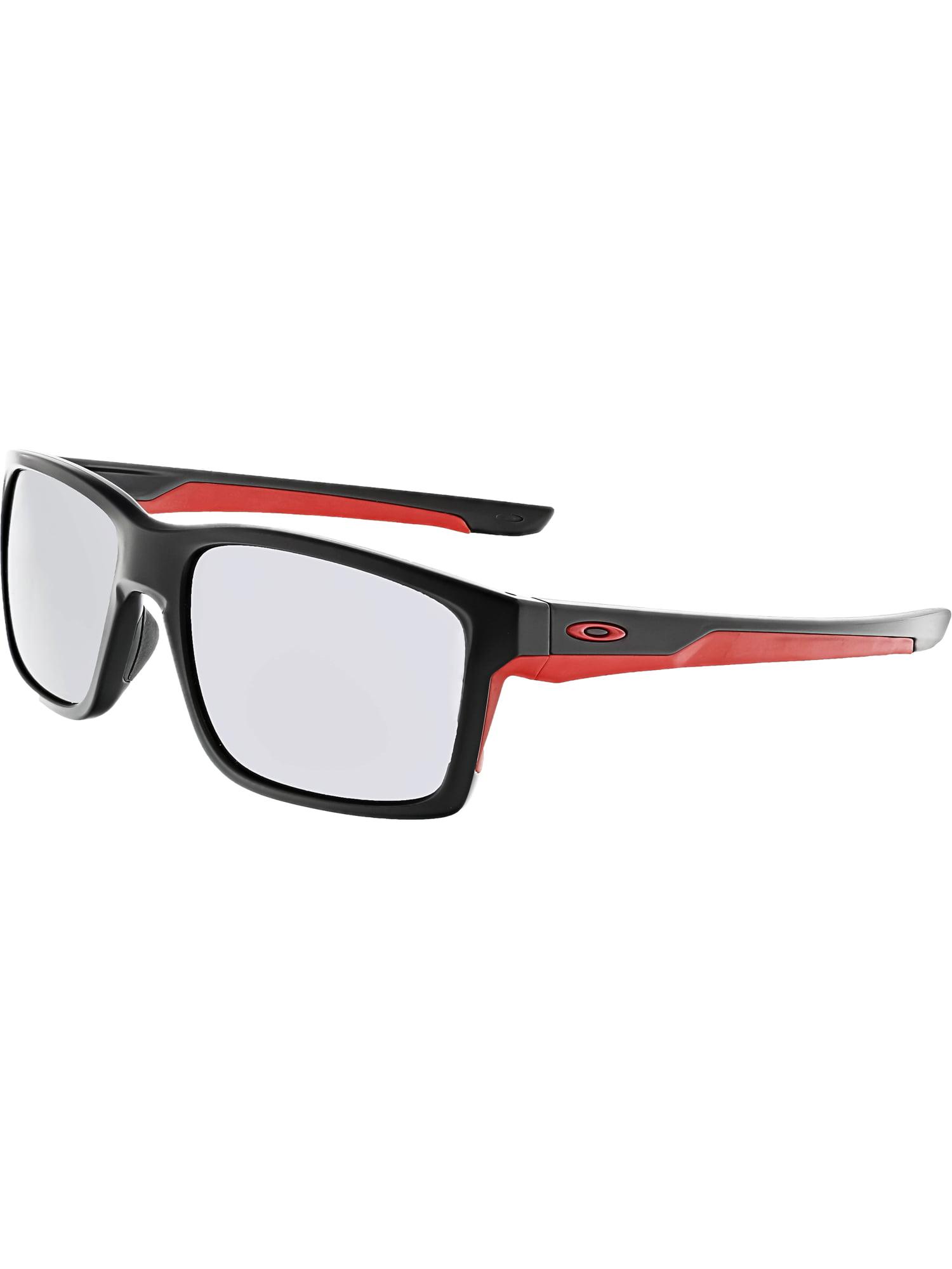 08d51fdae3 Oakley - Oakley Men s Mainlink OO9264-12 Black Square Sunglasses -  Walmart.com