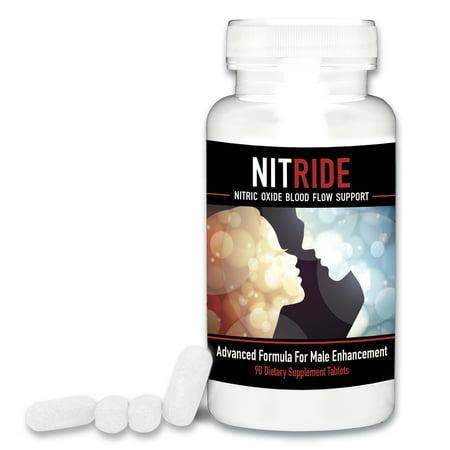 L'oxyde nitrique Booster débit