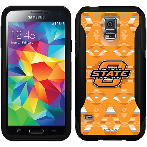 Oklahoma State Tribal Design on OtterBox Commuter Series Case for Samsung Galaxy S5