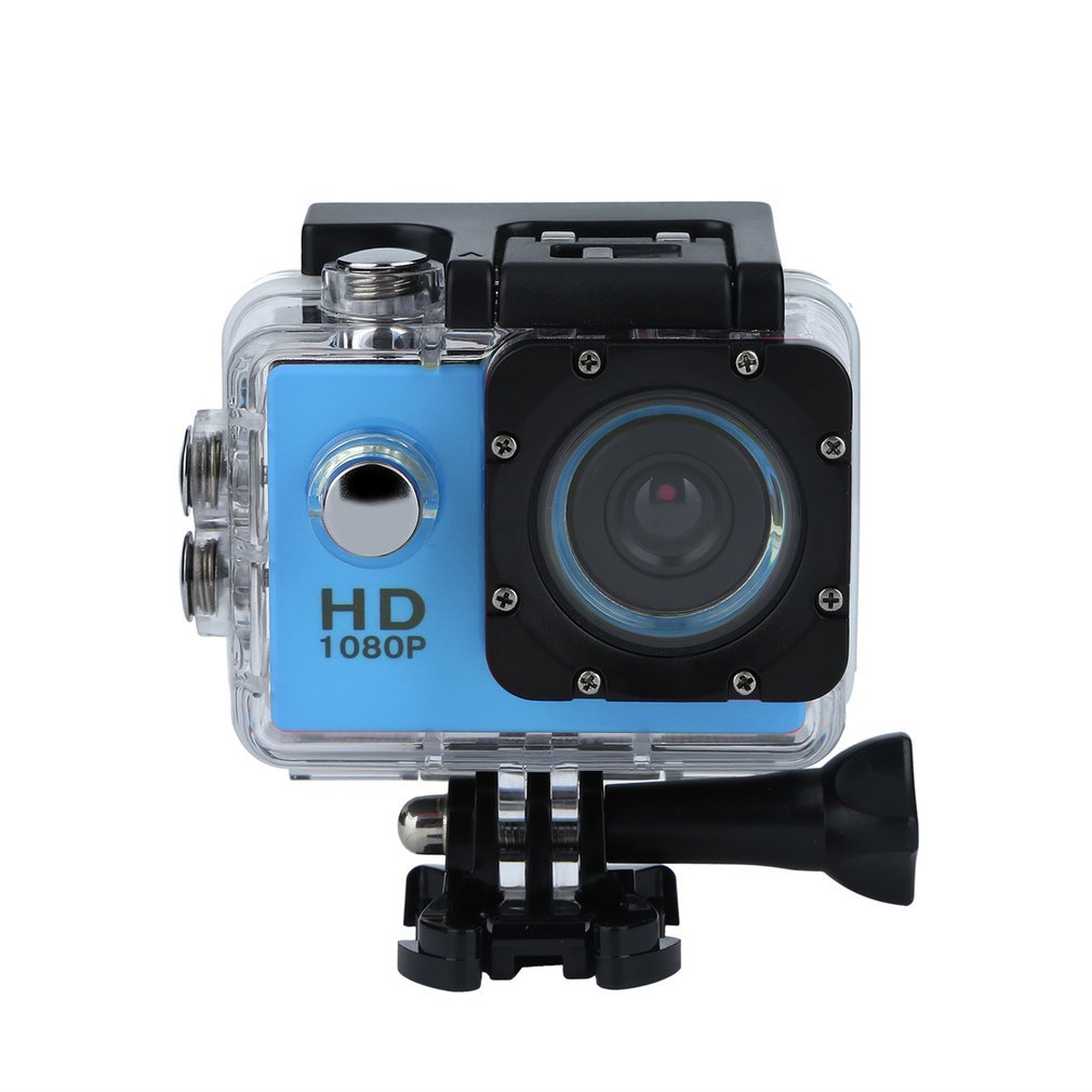 Red SJ5000 Action Camera Sports Cam Full HD 1080P 30m Waterproof 2.0 inch LCD Screen Mini Sports DV Camcorder With Cam Accessories