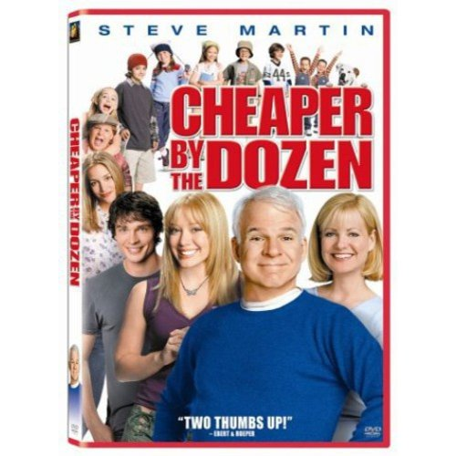 Cheaper By The Dozen (Full Frame, Widescreen)