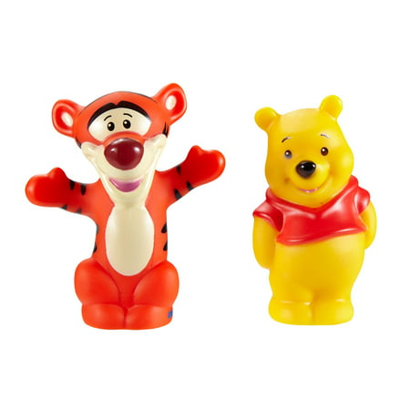 1e4756176e5607 Magic of Disney Pooh   Tigger Friends by Little People - Walmart.com
