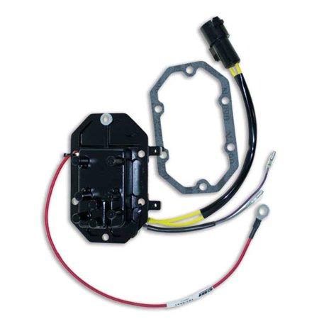 Op Amp Regulator (CDI Electronics 193-4641 Johnson/Evinrude Voltage Regulator - 6/8 Cyl. 35 Amp (1993-2001) )