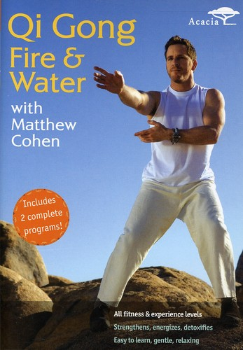Qi Gong Fire and Water by ACORN MEDIA