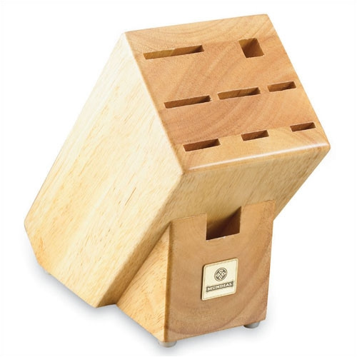 Mundial 9 Slot Knife Block