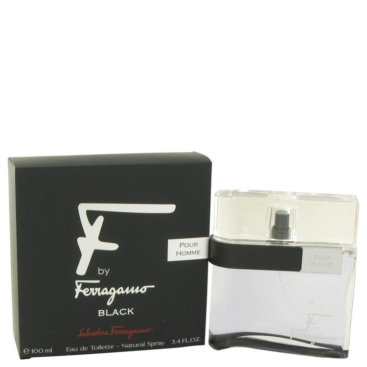 F Black by Salvatore Ferragamo - Eau De Toilette Spray 3....