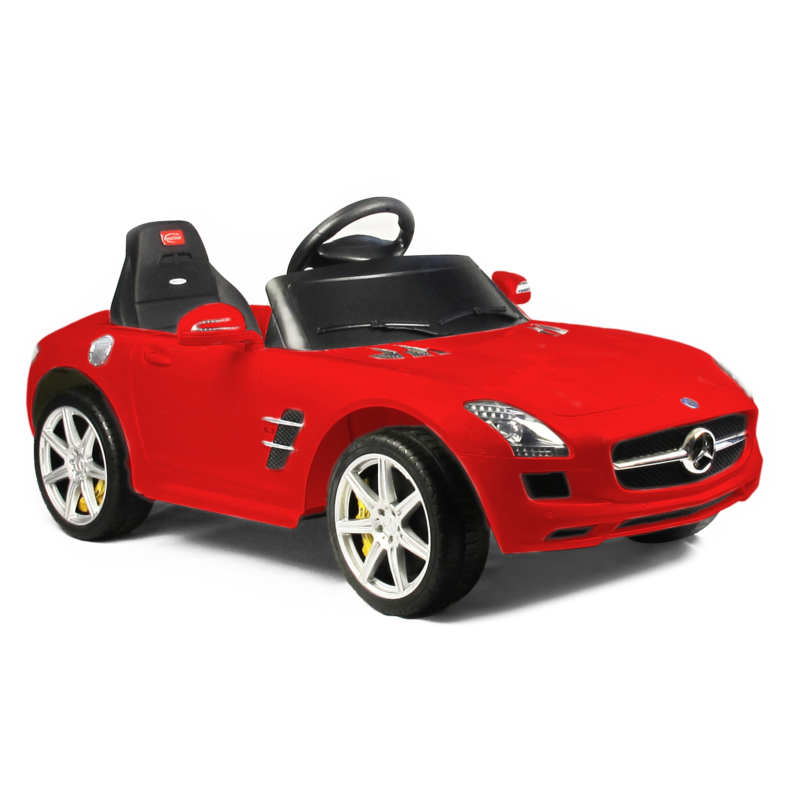 Mercedes Benz SLS 681R Officially Licsensed 12V Battery Powered Ride On (2 Colors)