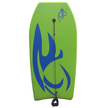Bo Toys Body Board Lightweight With Eps Core  Green  41 Inch
