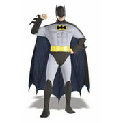 Adult Deluxe Classic Batman Costume Rubies 56120 888136