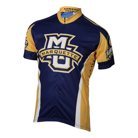 Marquette University Golden Eagle Cycling Jersey Freeride Cycling Jersey