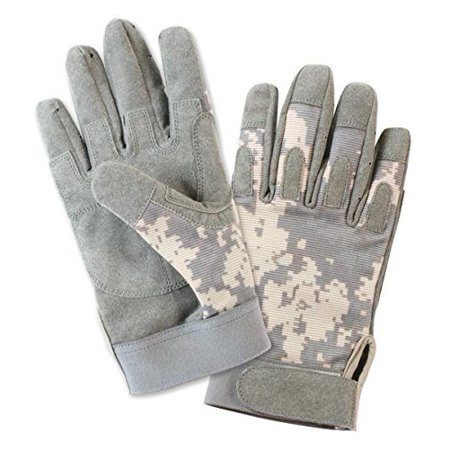 (Rothco Lightweight All Purpose Duty Gloves, ACU, XX-Large)