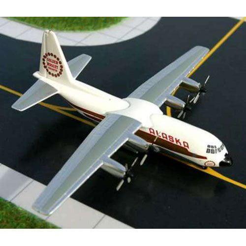 Gemini Jets Diecast Alaska L-100 Model Airplane