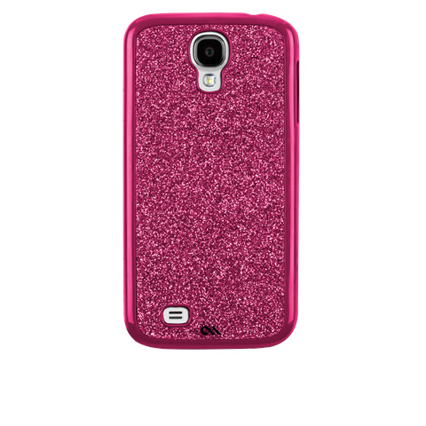 Case-Mate Glimmer Case for Samsung Galaxy S4 (Pink)
