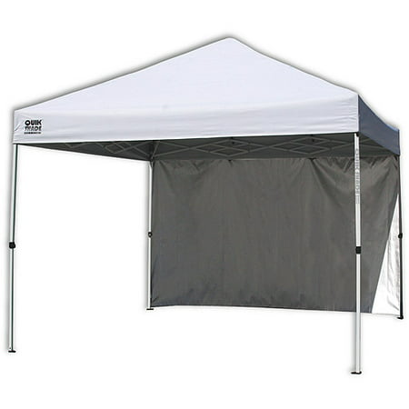 quik shade commercial 10x10 straight leg instant canopy 100 sq ft - U Shape Canopy 2015