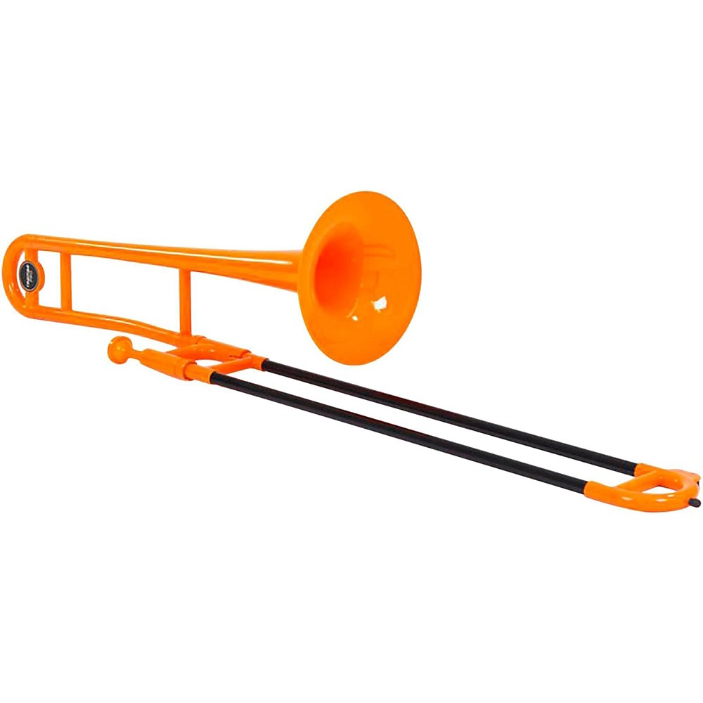 Allora ATB100 Aere Series Plastic Trombone Orange by Allora