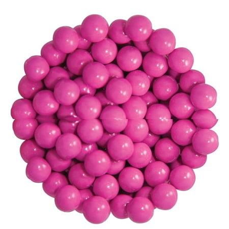 Sixlets Hot Pink Chocolate Candy, 12 Pounds - Pink Sixlets