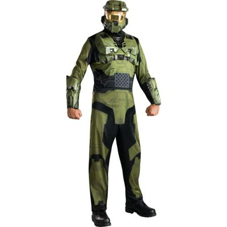 Halo 3 Adult Halloween Costume - Halloween 3 Drill