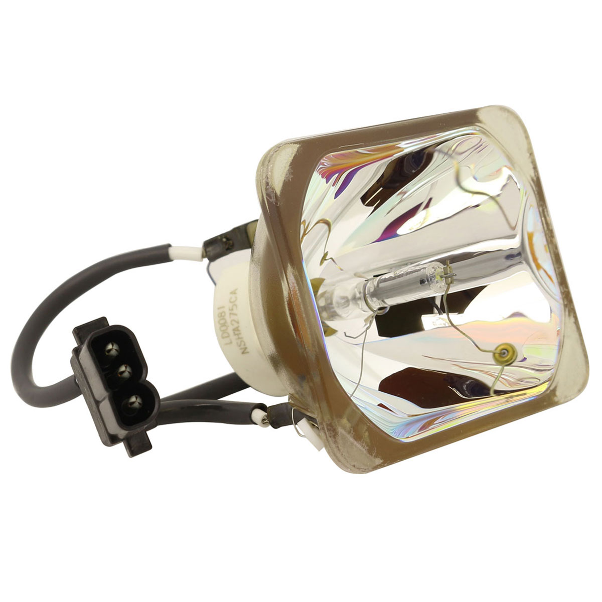 Lamp Only Lutema Platinum Bulb for Canon REALiS SX7 Mark II Projector