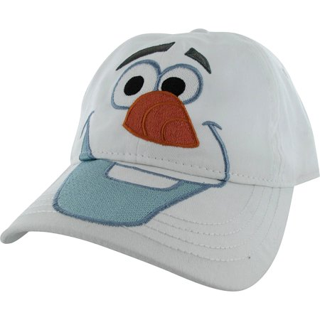 Frozen Olaf Face Buckle Youth Hat - Crazy Hat Store