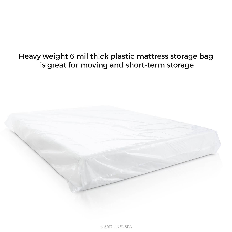 Warps CB-86 86 X 92 Large Mattress Storage Bag 3-Pack