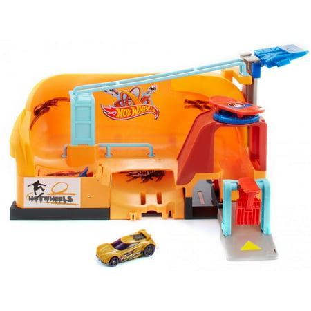 Hot Wheels City Super Sets Skate Park Play Set