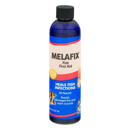 Melafix Fish First Aid, 8.0 FL OZ
