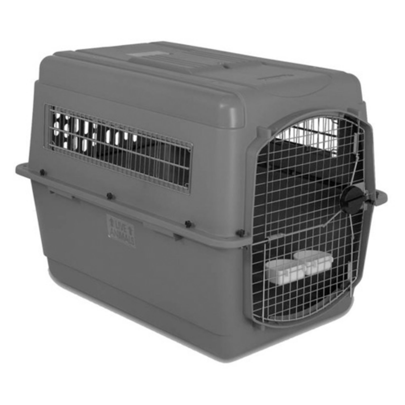 Petmate Sky Kennel Pet Carrier, 50-70 Lbs