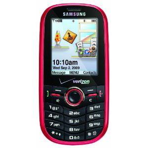 Samsung Intensity SCH-U450 - Red (Verizon) Cellular Phone manufacture refurbished