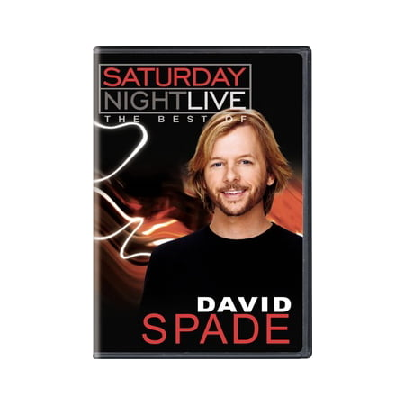 SNL: The Best of David Spade (DVD) - Landshark Snl