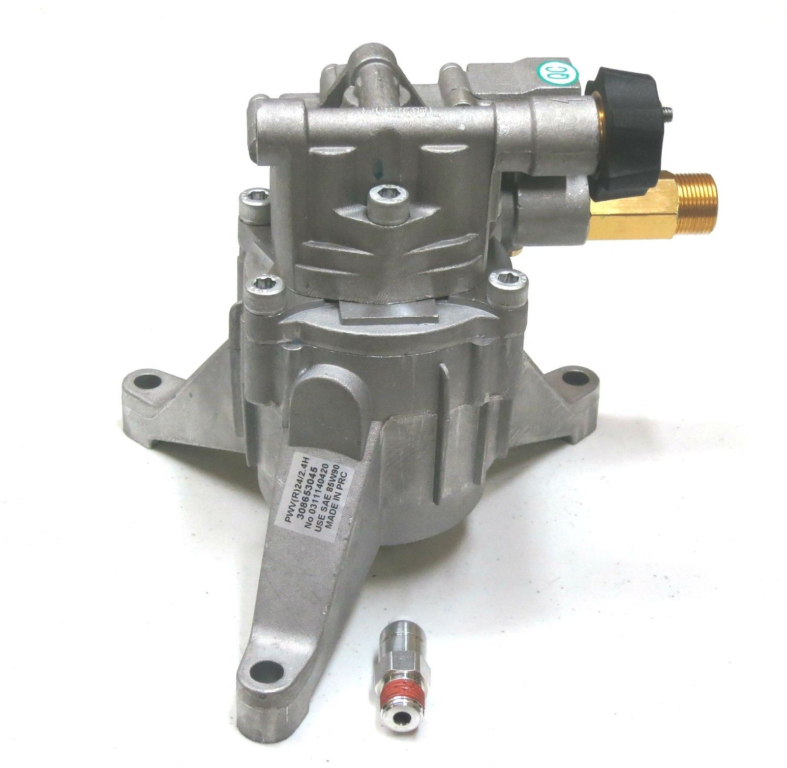 2800 psi POWER PRESSURE WASHER WATER PUMP Brute 020450-1 020346-0 by The ROP Shop