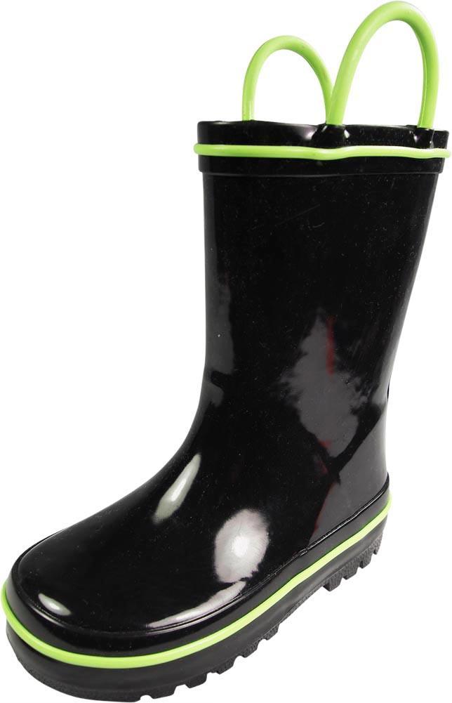 Norty Toddler Waterproof Rubber Rain