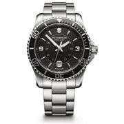 Best Victorinox Automatic Watches - Victorinox Swiss Army Mens Maverick Large - Black Review