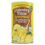 Country Time Lemonade - Pack of 2,  makes 34 quarts Lemonade Drink Mix,82.5-Ounce (Pack of 2)  New!