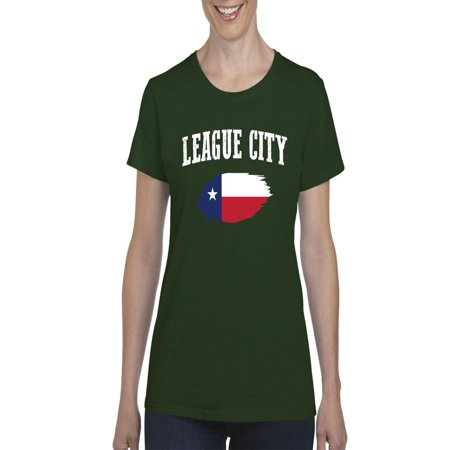 league city texas women shirts t shirt tee walmartcom