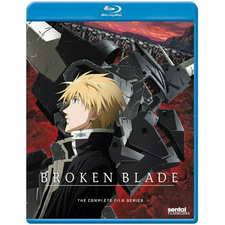 Broken Blade Complete Collection (Blu-ray)