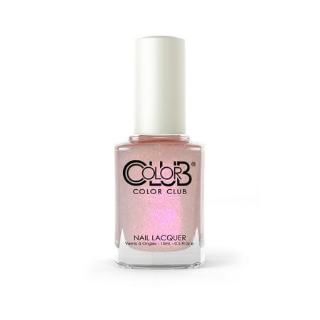 Color Club Shine Shifter Nail Polish, Light the
