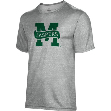 Manhattan Graphics - Spectrum Sublimation Unisex Manhattan College Poly Cotton Tee