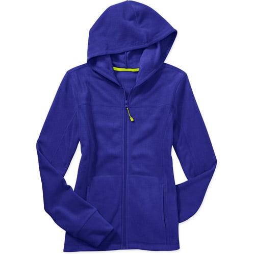 Danskin Now Women's Full Zip Microfleece Jacket