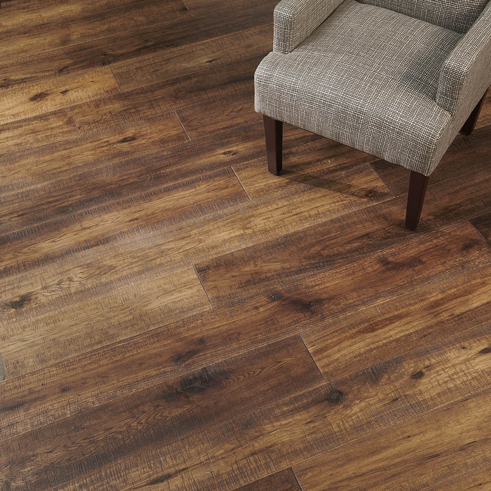 Flooors by LTL Kentucky Oak 19/32 in. Thick x 7-31/64 in. Wide x 74-51/64 in. Length Engineered Hardwood Flooring