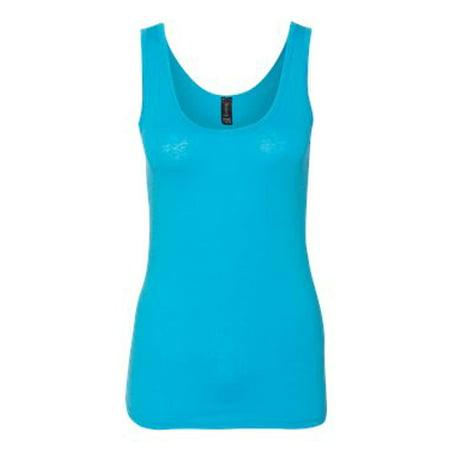 Anvil. Caribbean Blue. 2Xl. 2420L. 00191675104527 - image 1 de 1