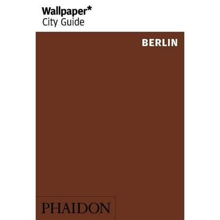 ISBN 9780714875330 product image for Wallpaper* City Guide Berlin | upcitemdb.com