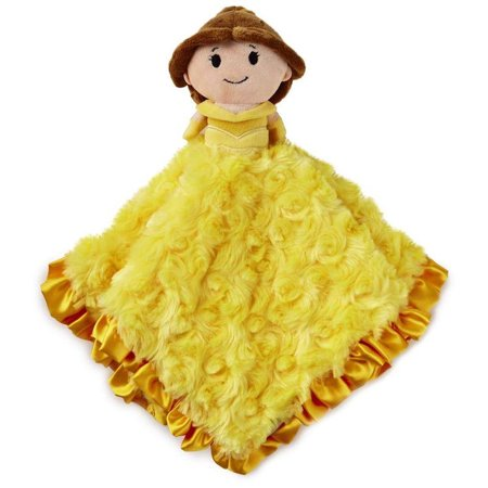 Disney Belle Baby (Hallmark Itty Bittys Baby Lovey Disney Belle Plush New with)