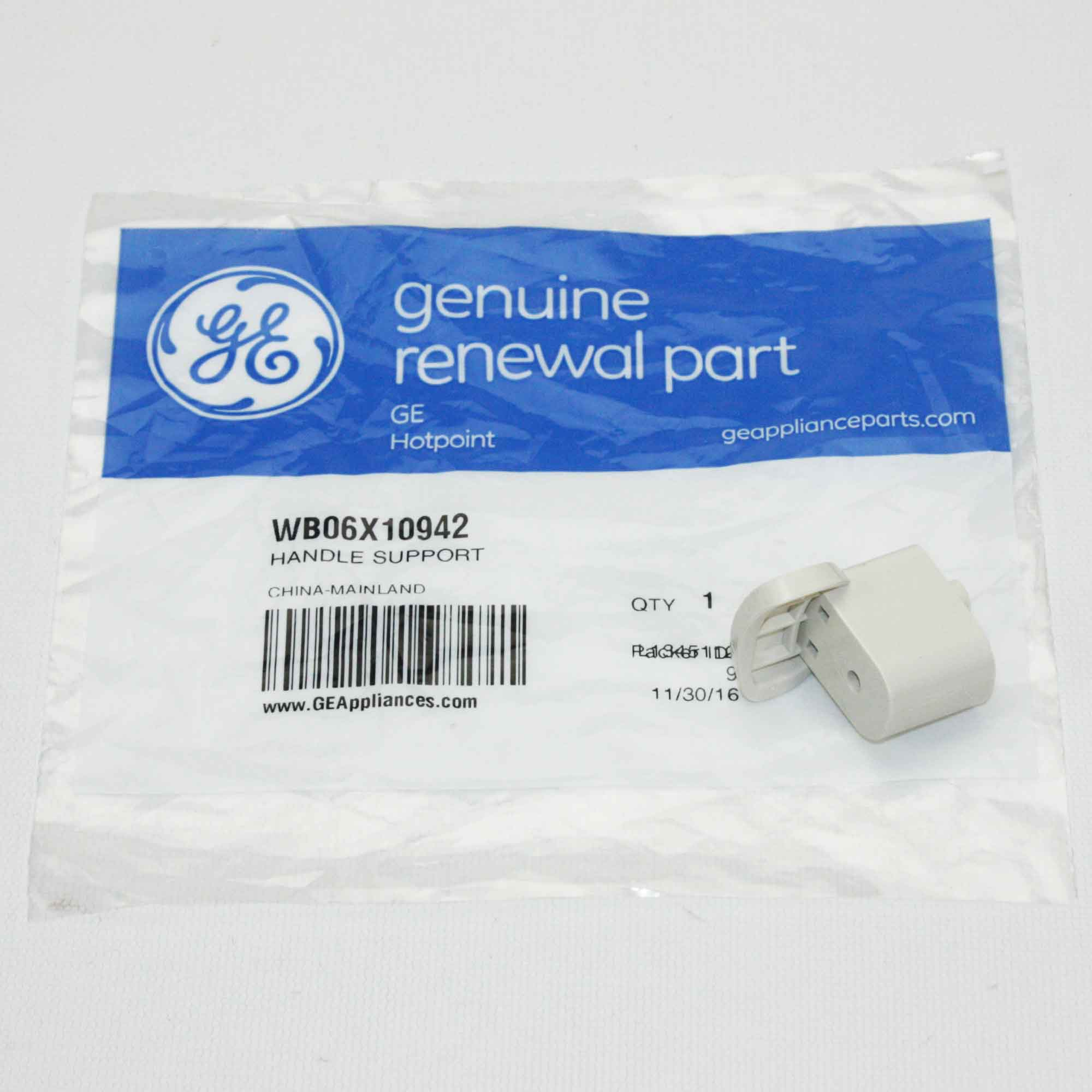 WB06X10942 For GE Microwave Handle Support