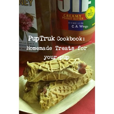 Puptruk Cookbook : Homemade Treats for Your Pets - Home Made Halloween Treats